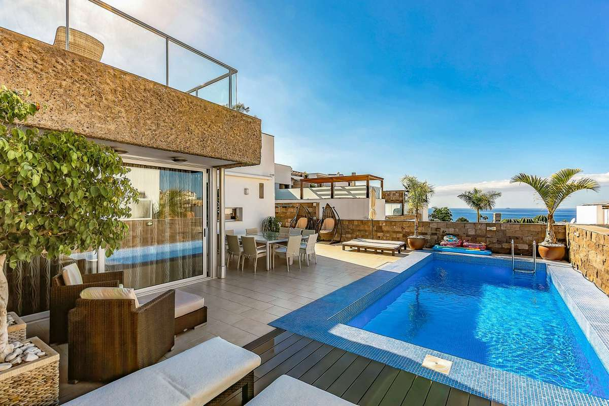 Large villas for family and group villa holidays  HomeAway