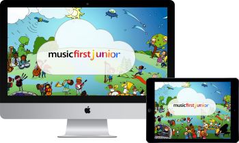 MusicFirst Junior Web & iOS