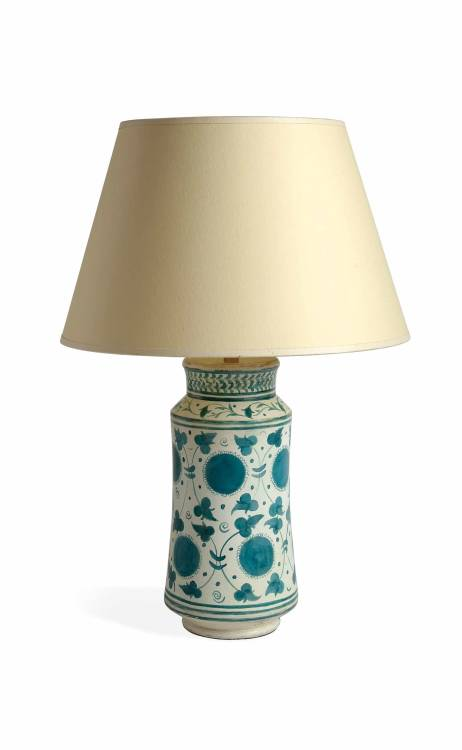 soane-blue-painted-lamp-with-neautral-shade