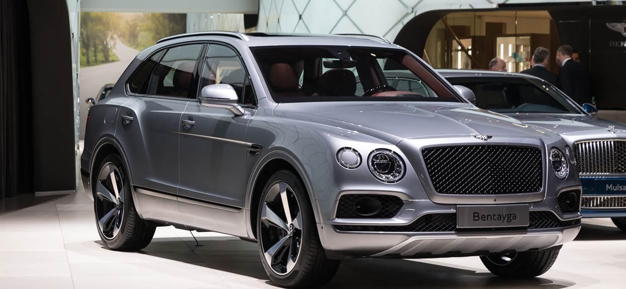 Kradzieże aut Bentley Bentayga Liszowskiej