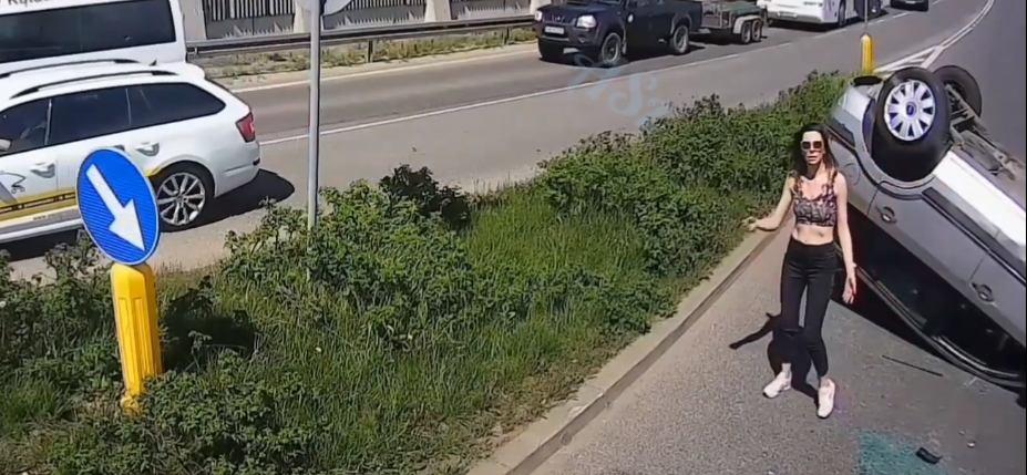Przepisy ruchu drogowego dachowanie rondo