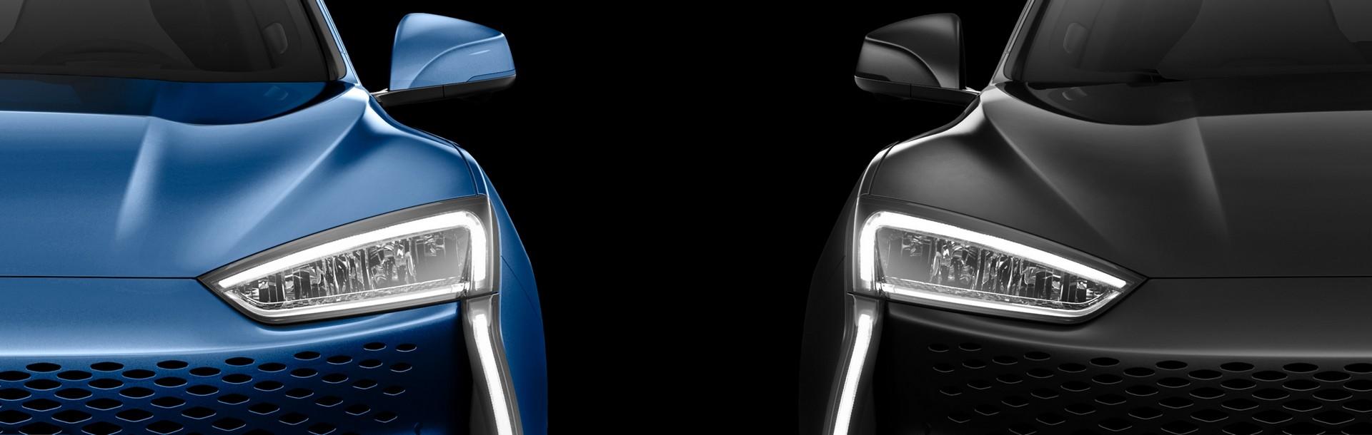 Huawei zaprezentował auto elektryczne. Źródło: Materiały Prasowe