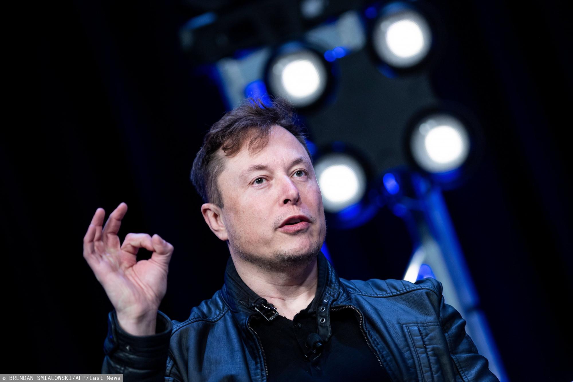 Elon Musk próbuje sił w nowej branży
