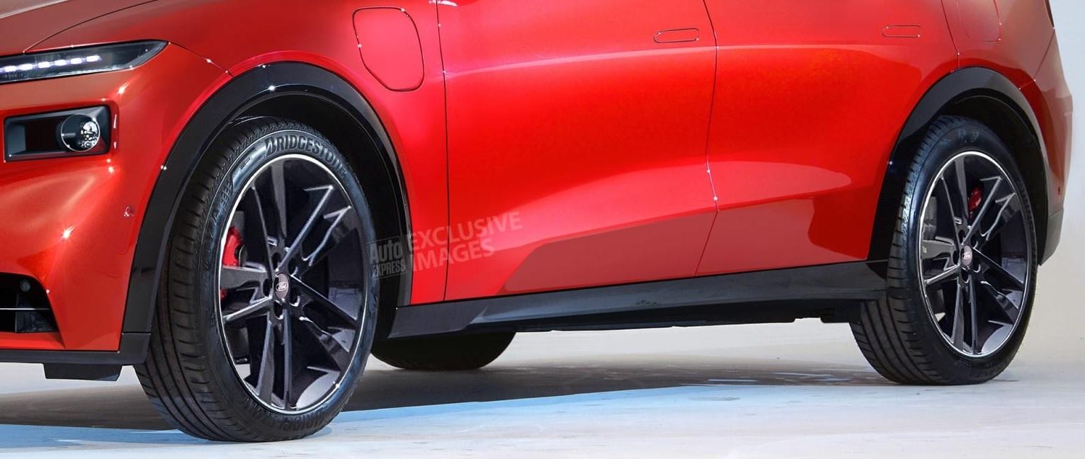 Nowy Ford Mondeo będzie SUV-em