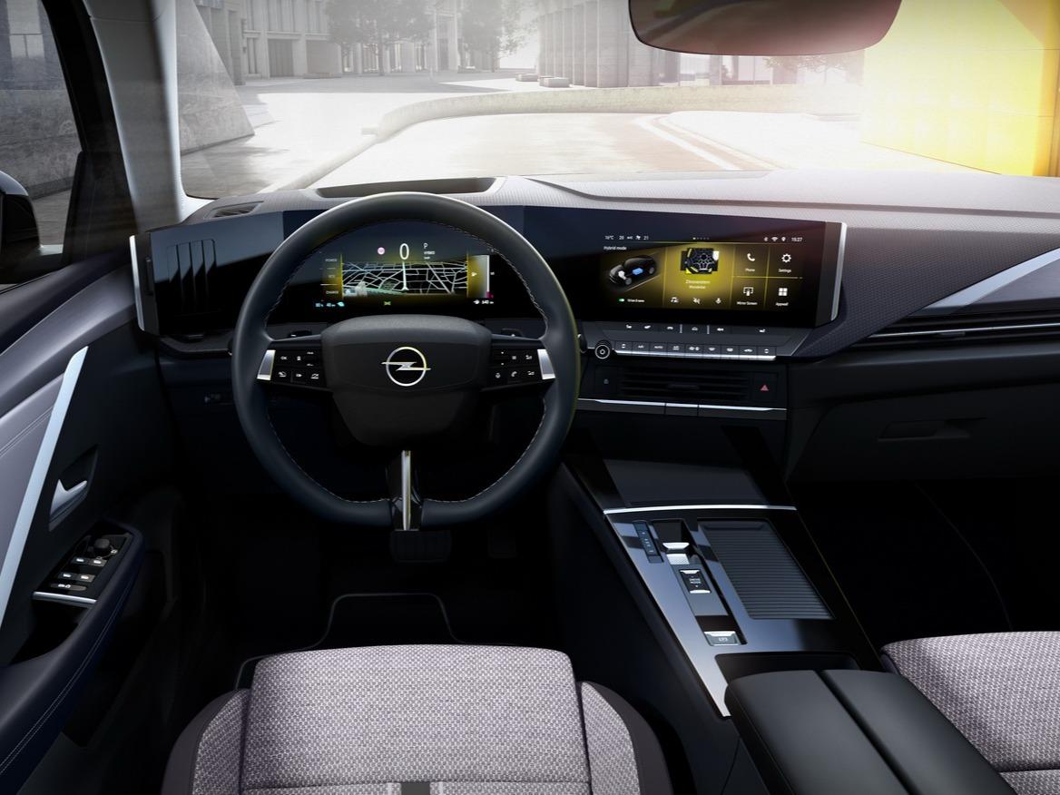 Opel pokazał Astrę szóstej generacji. To prawdziwa rewolucja. Materiały Prasowe