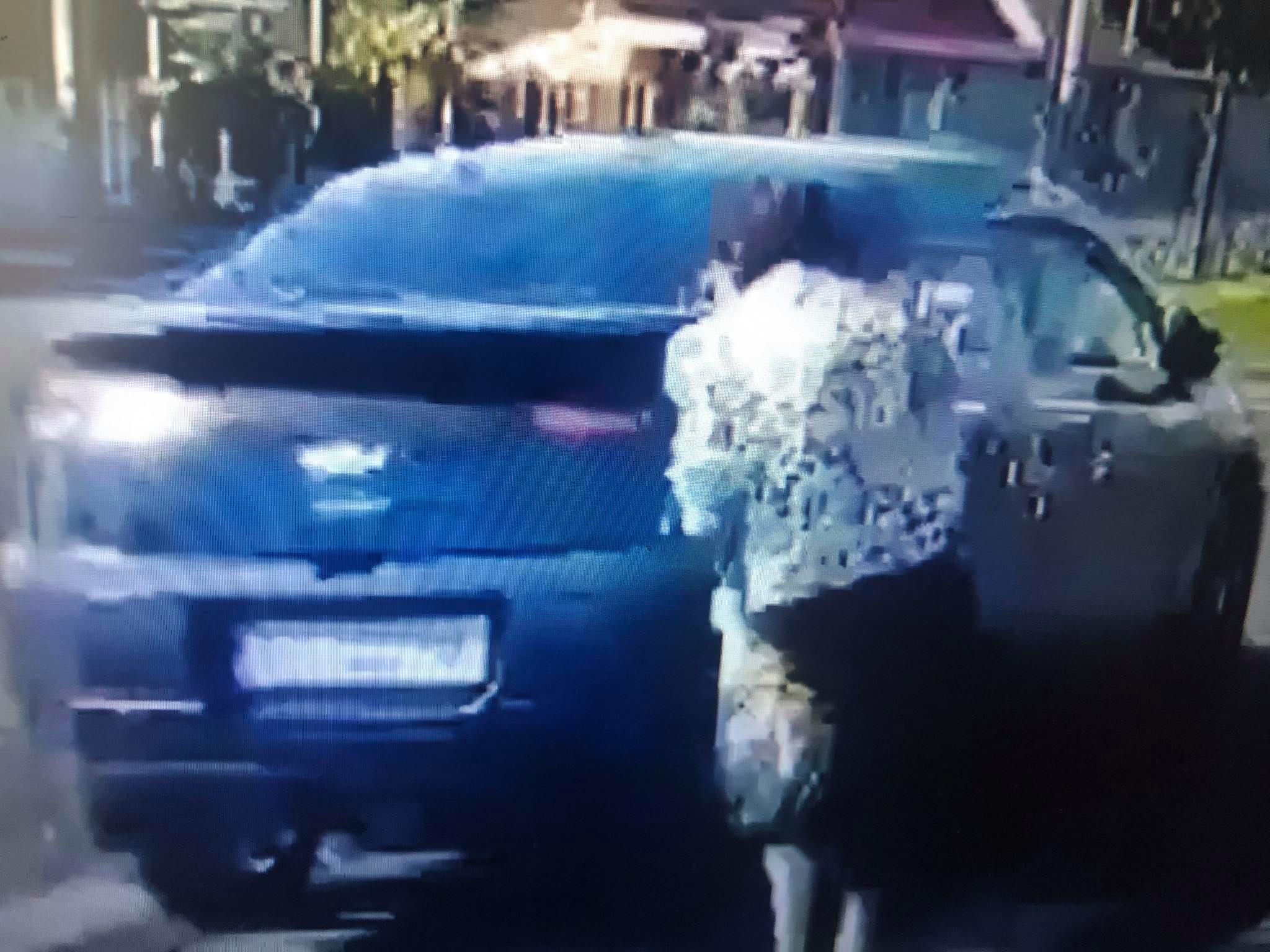 Wypadek Chevy