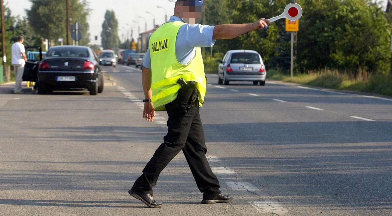 Akcja Bezpieczna szkoła w Mysłowicach