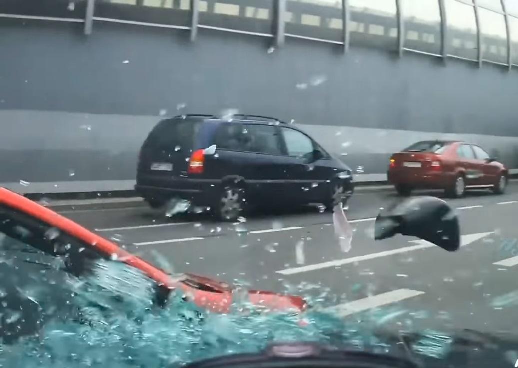 Wideo - wypadek w Gdańsku podzielił internautów