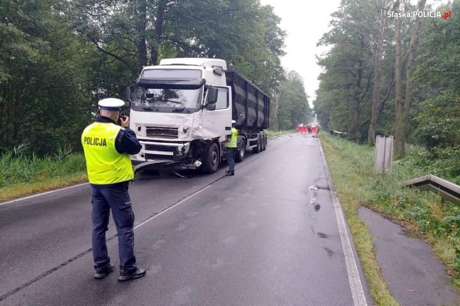 Wypadek Lubliniec