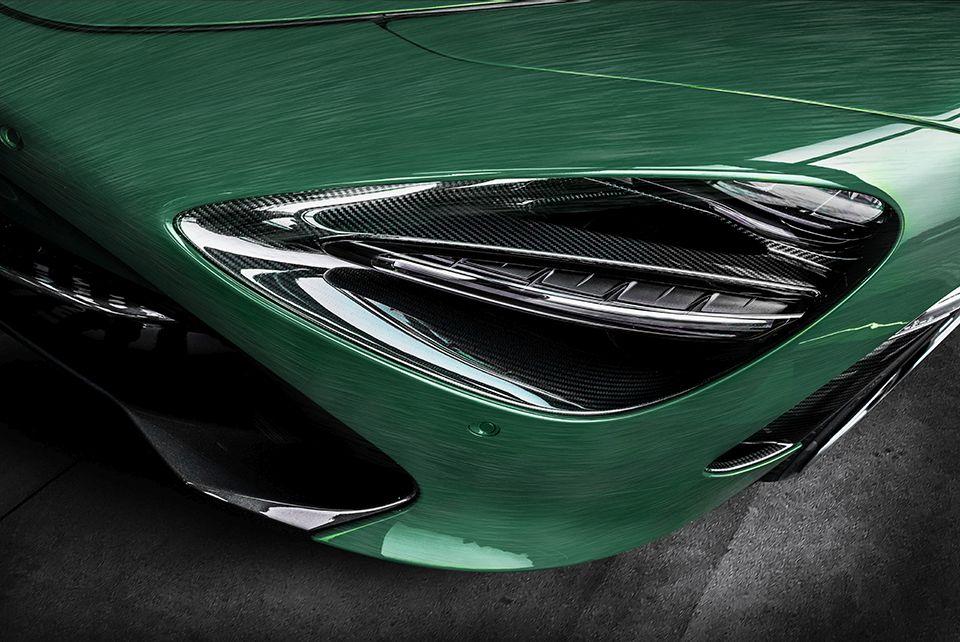 Carlex Design przygotował McLarena 720S