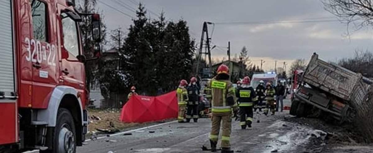 Wypadek Małopolska