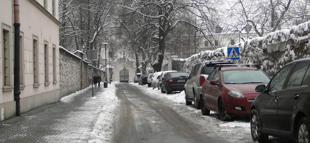 Opony zimowe pogoda dla kierowców