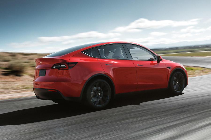 Tesla wymiana baterii