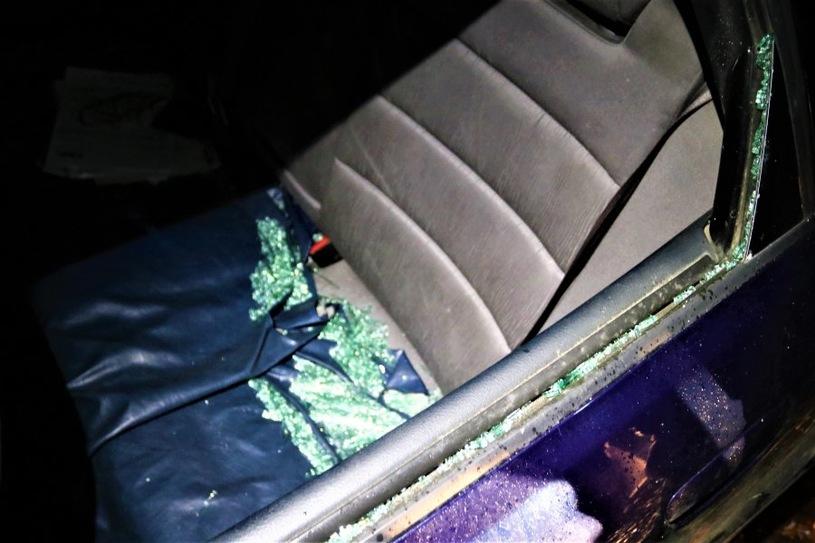 Policja zatrzymała złodziei paliwa