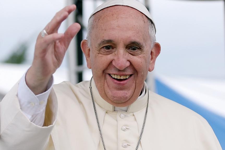 Papież Franciszek otrzymał nowe auto