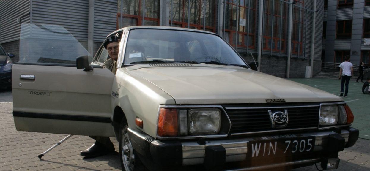 Subaru Powstańca Warszawskiego