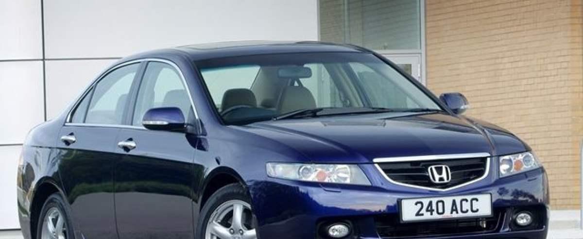 Honda Accord – auto, które odrzucono w Europie