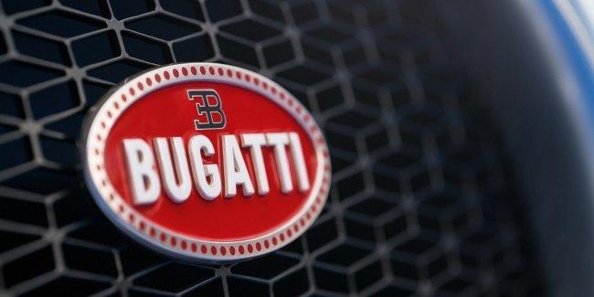 Bugatti nowy model