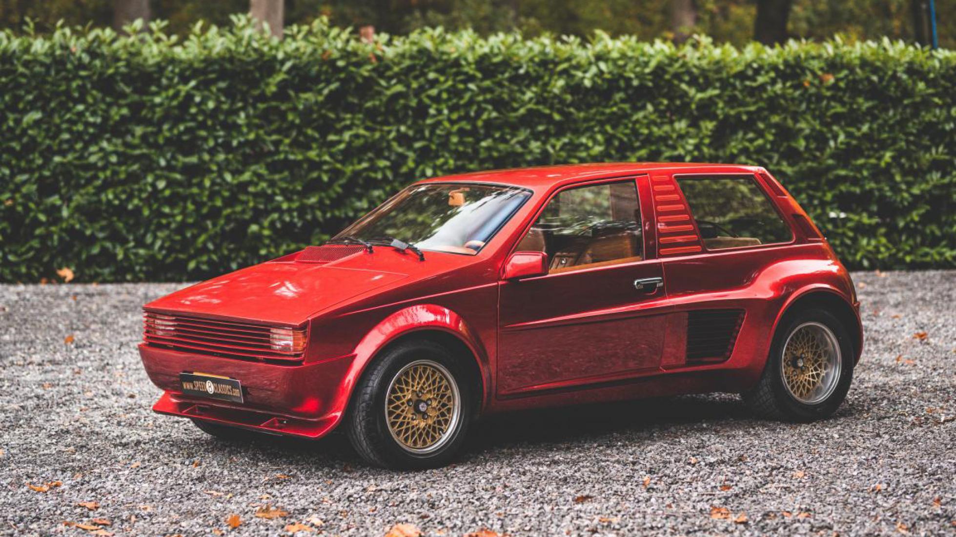 Ferrari w ciele kompaktowego auta