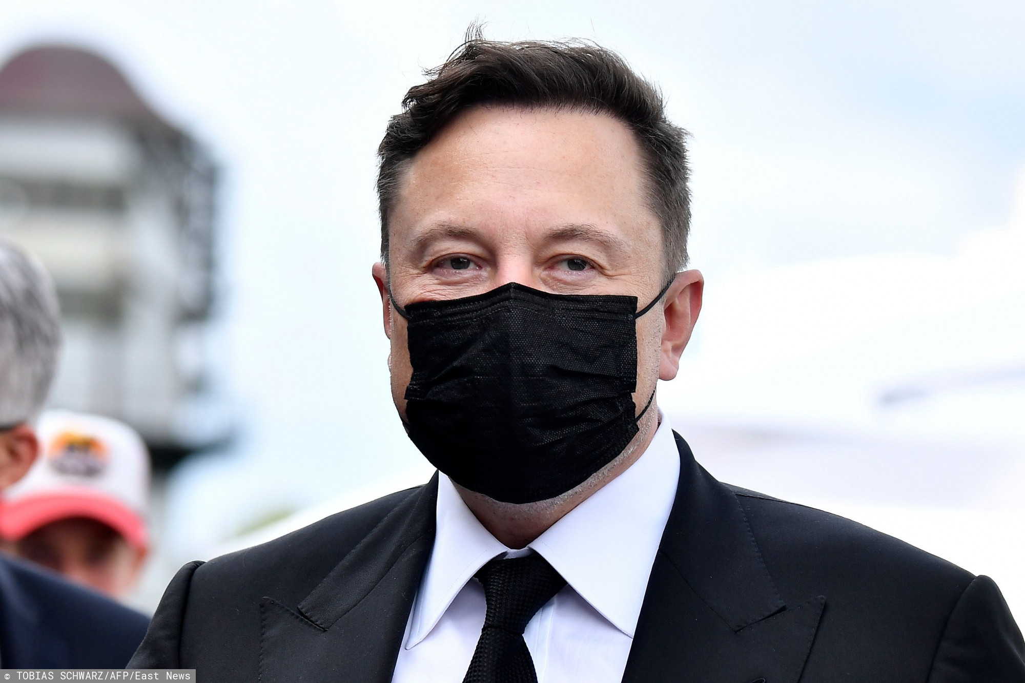 Elon Musk ma koronawirusa