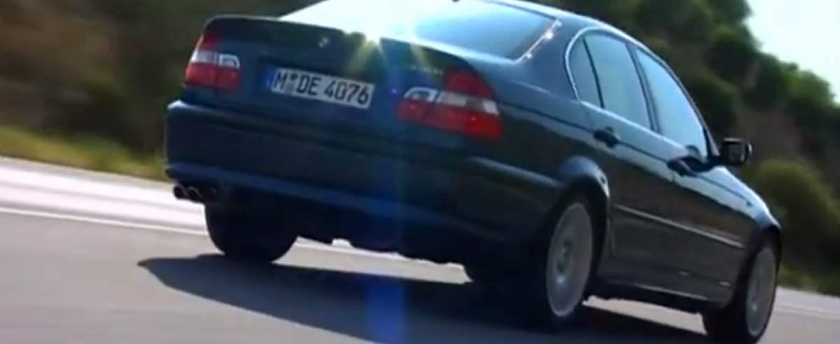 BMW serii 3 w wersji e46 – jedna z najbardziej docenianych generacji