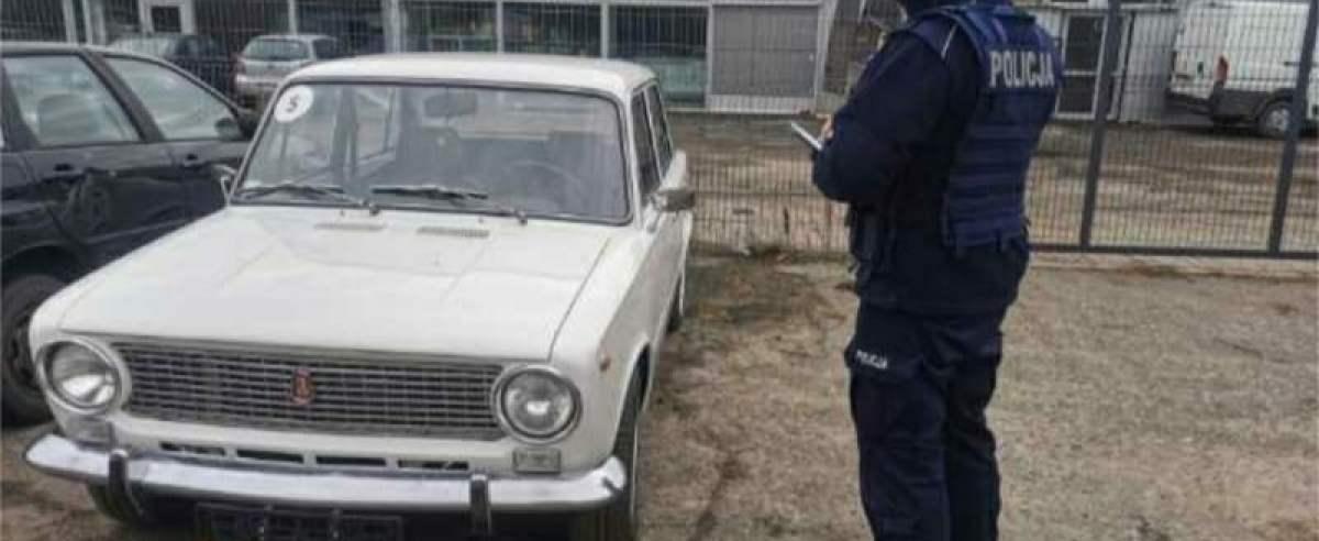 Kradzieże samochodów Łada 2101