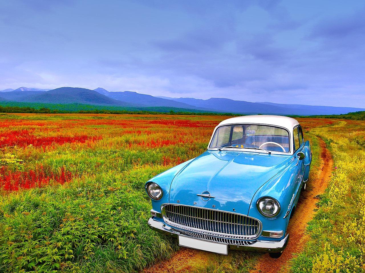 Jak przebiega rejestracja samochodu zabytkowego?