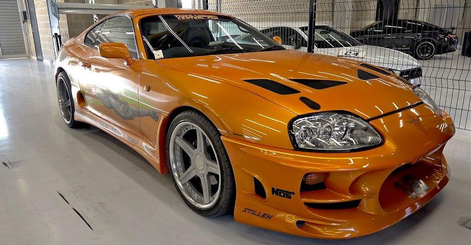Toyota Supra IV generacji