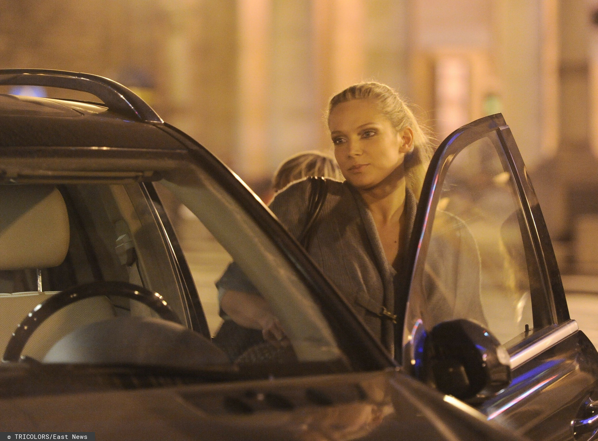 Joanna Liszowska nie odzyska swojego auta. Zostało rozebrane na części