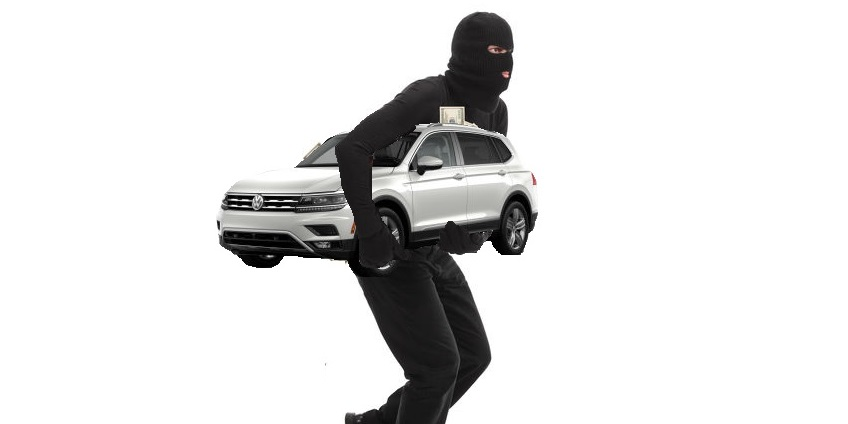 Volkswagen - spod fabryki skradziono około 70 aut