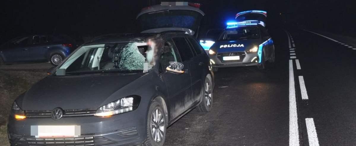 Wypadek Biłgoraj