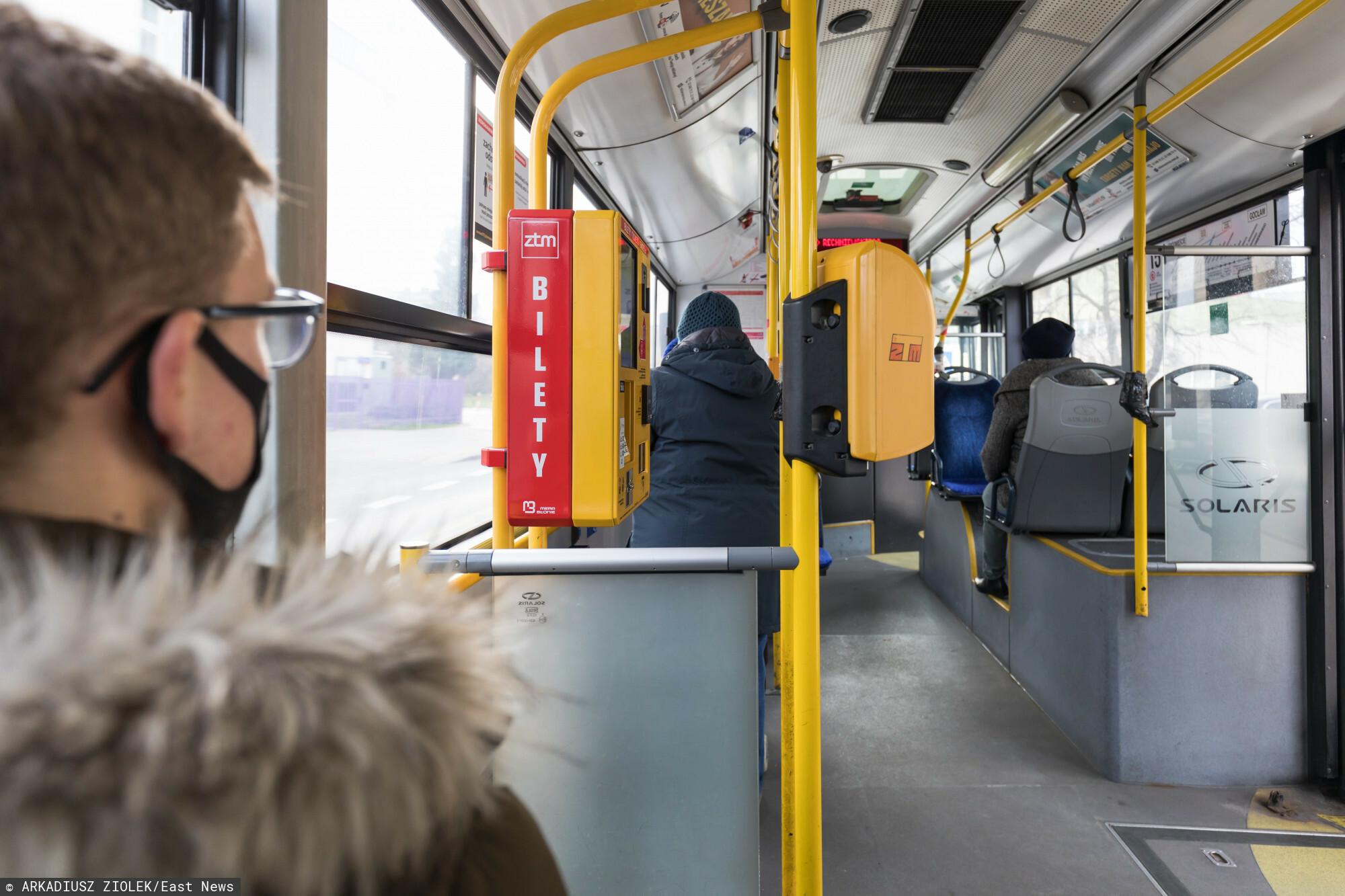 14-latek uratował życie kierowcy i pasażerów autobusu