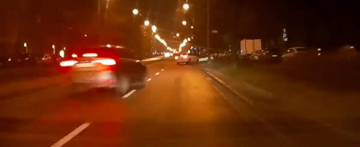 Kierowca toyoty ukarany jedynie mandatem. Policja umorzyła sprawę ulicznych wyścigów