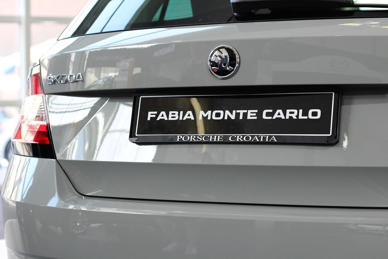 Skoda Fabia – małe i tanie czeskie auto miejskie