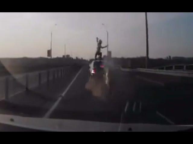 Wypadek Motocykl