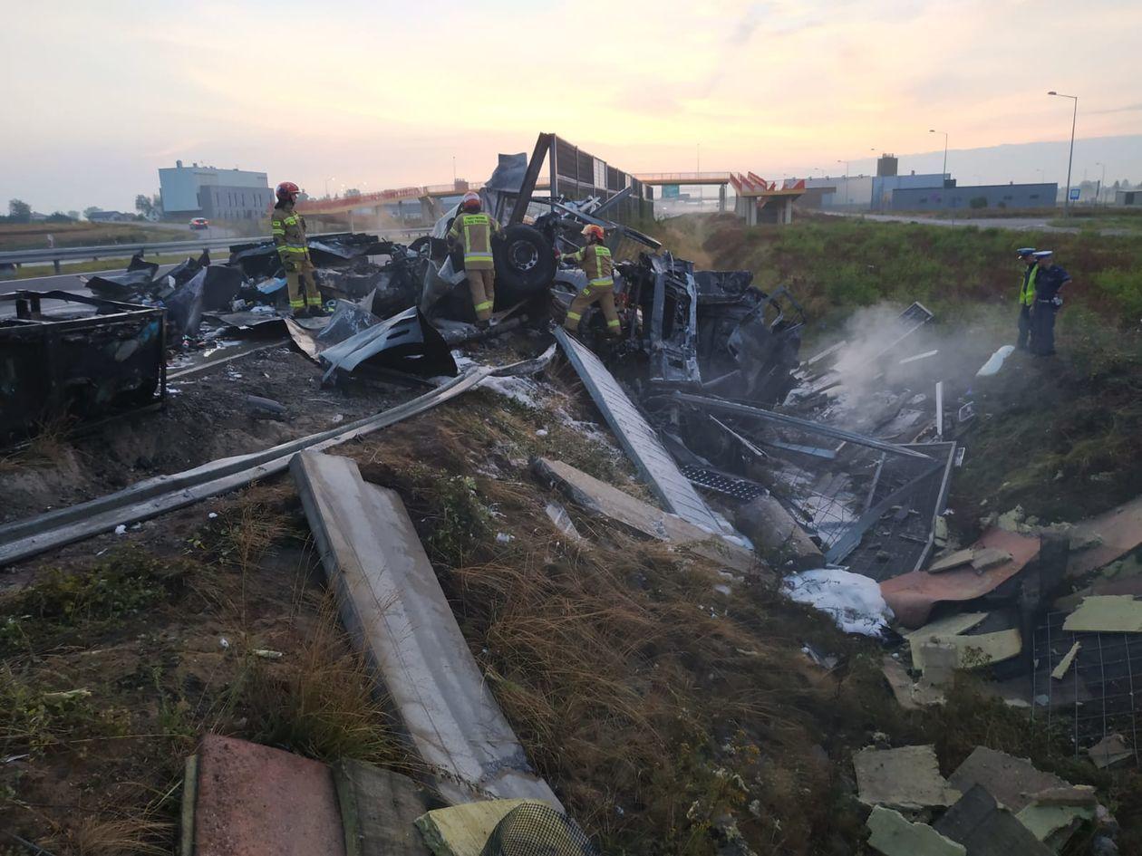 Wypadek Lublin