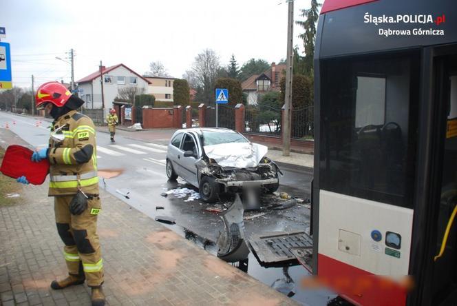 Wypadek Dąbrowa Górnicza