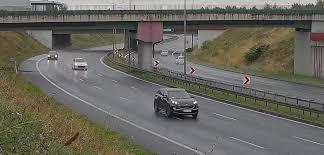 Wypadek Peugeot