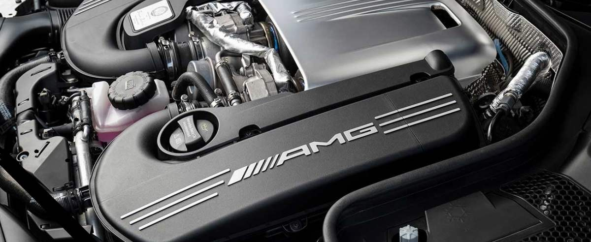 Mercedes pożegna się z silnikami V8 w C-klasie?