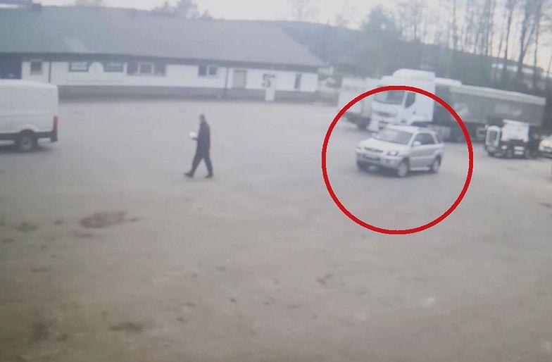 Mężczyzna potrącił pracownika jednej ze świętokrzyskich firm. Mężczyźni się znali