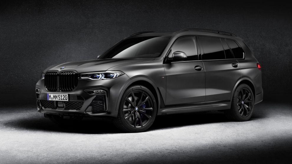 BMW Dark Shadow