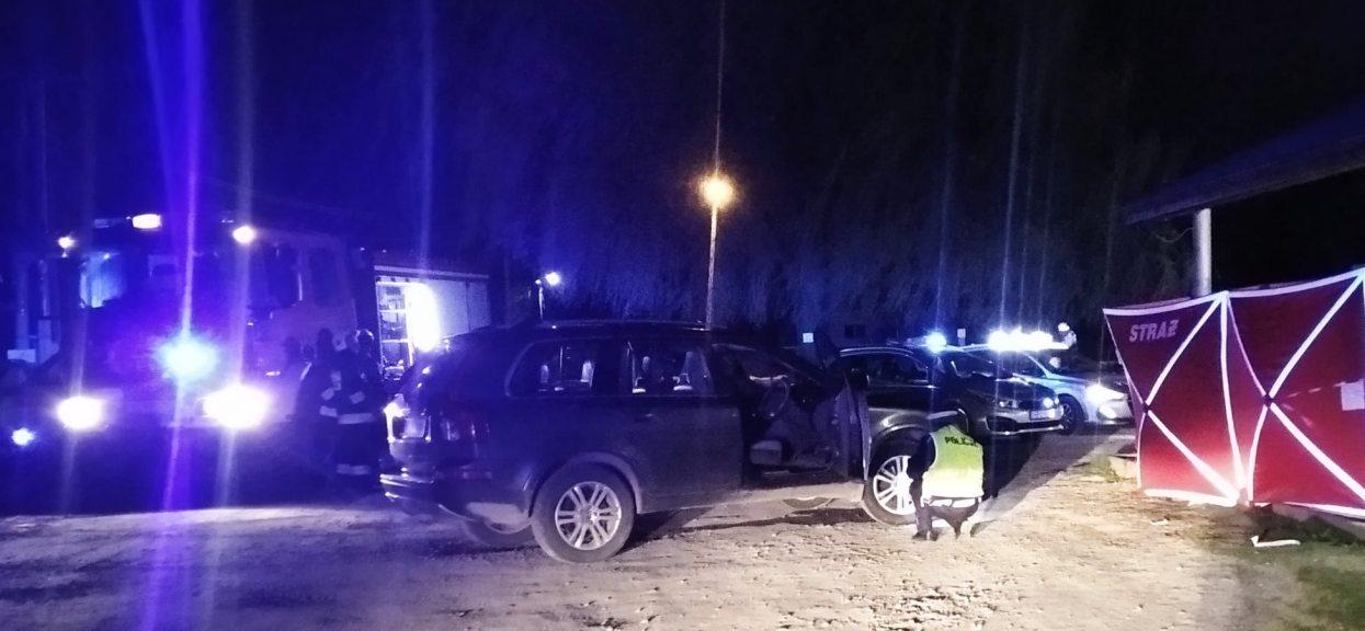 Kierowca volvo dwie ofiary