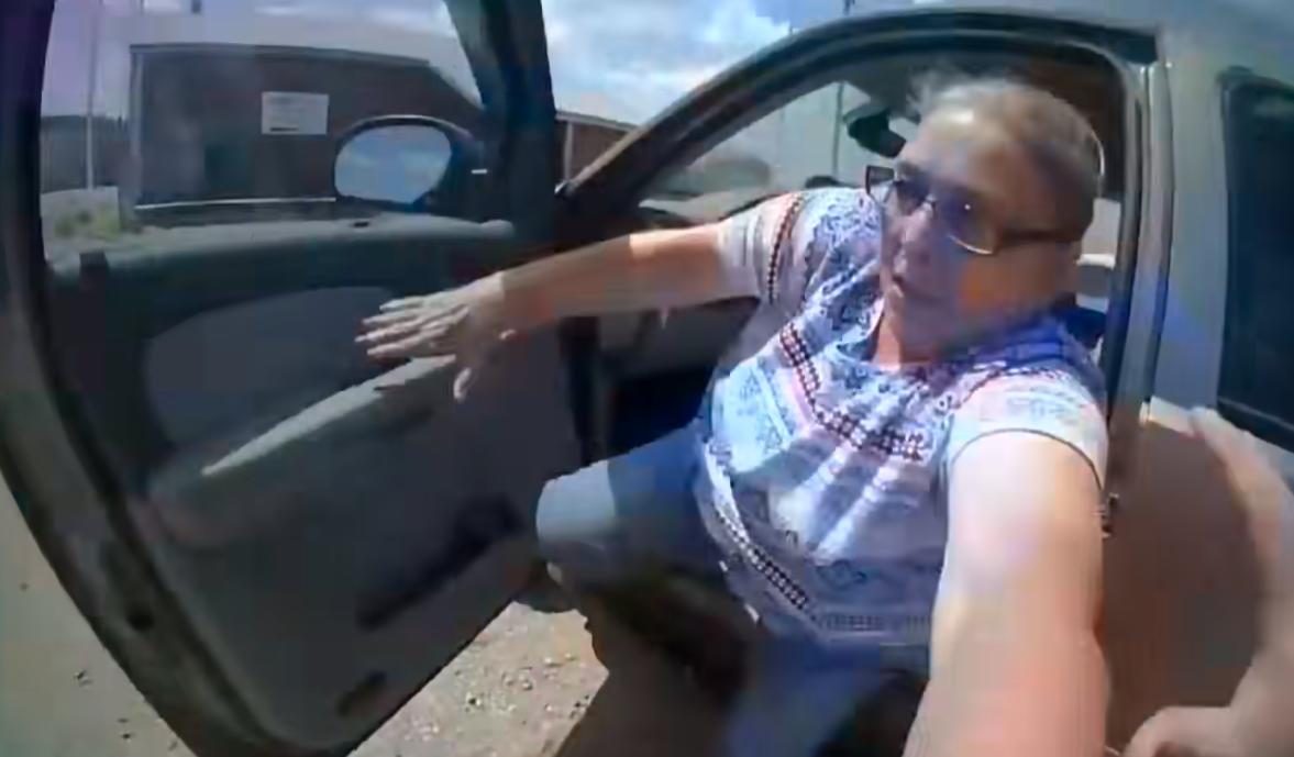 Policja seniorka aresztowana
