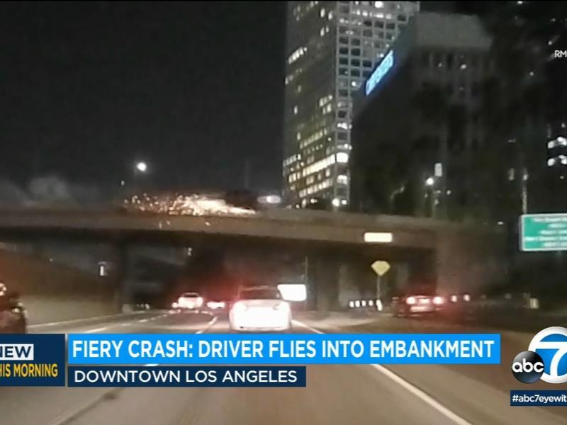Wypadek Los Angeles