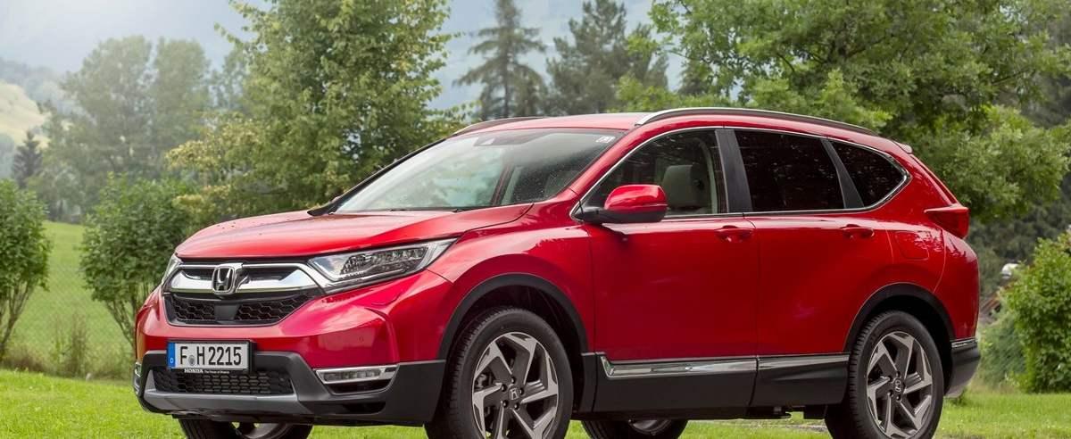 Honda CR-V – komfortowy, użytkowy samochód