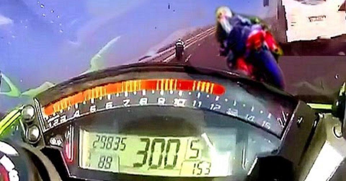 Wypadek 300 km