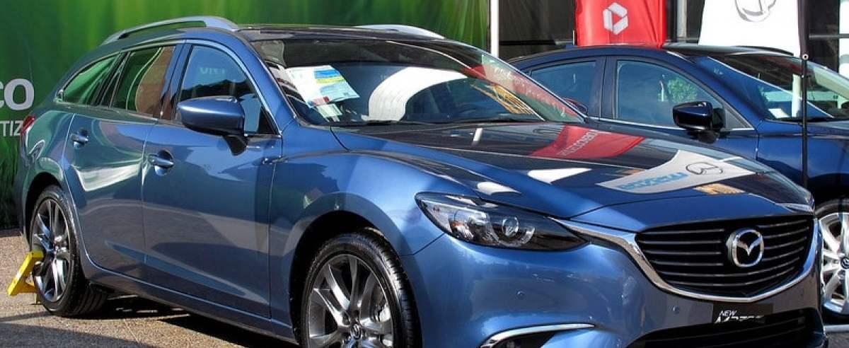Mazda 6 – generacje, parametry, silniki