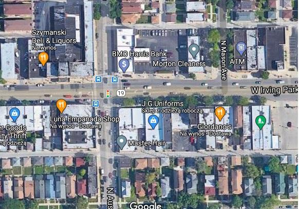 Polak zastrzelony na parkingu w Chicago