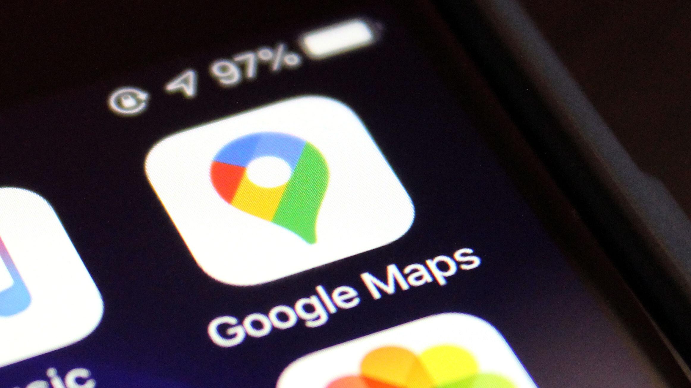 Google Maps dodała dodało nową funkcję