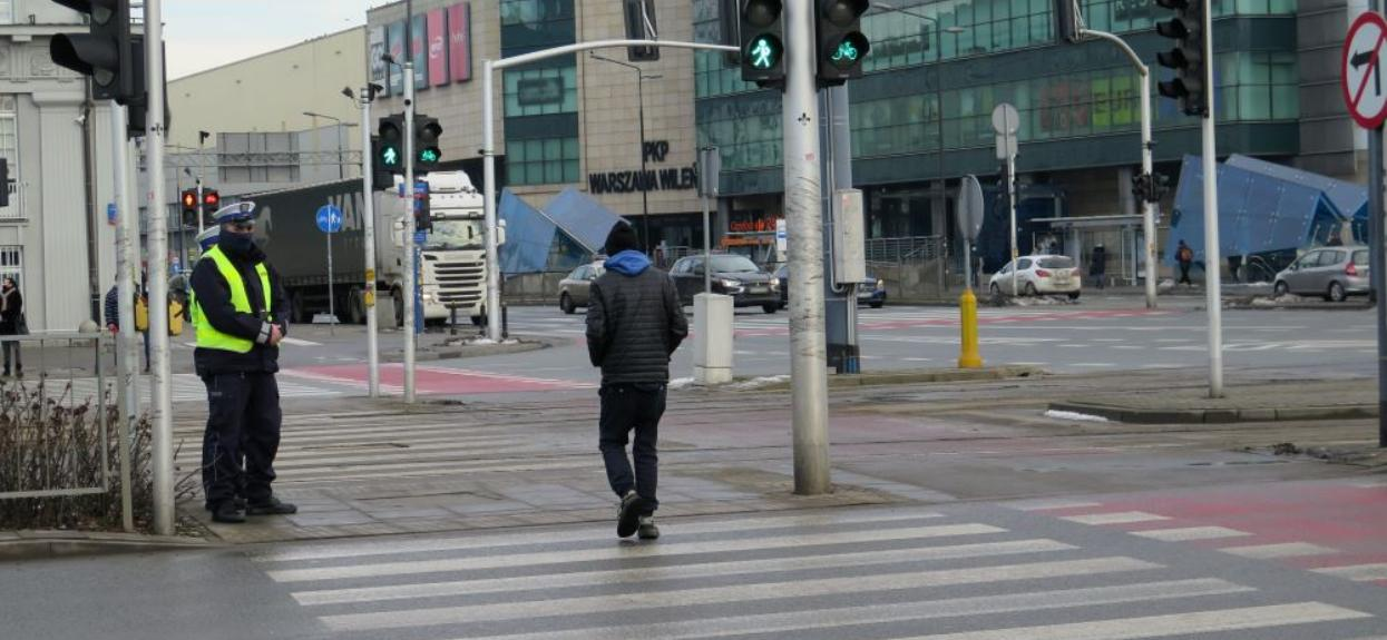 Policja akcja NURD